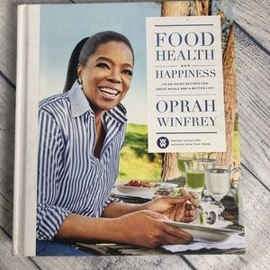 Oprah Winfrey Food Health & Happiness WW Edition